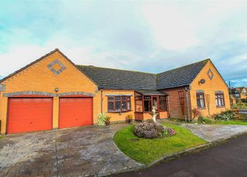 Thumbnail 4 bed detached bungalow for sale in Beechers Keep, Brandon, Coventry