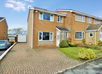 Thumbnail 3 bed semi-detached house for sale in Richmond Avenue, Burnley