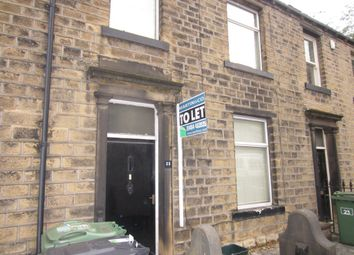 Thumbnail 2 bedroom terraced house to rent in Meltham Road, Lockwood, Huddersfield