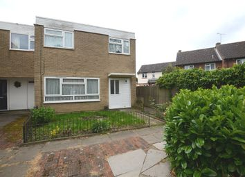 3 bed end terrace house for sale in Holywell Close, Farnborough, Hampshire GU14