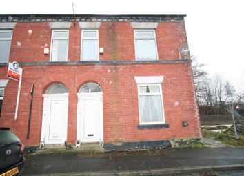 Thumbnail 3 bed terraced house to rent in Mere Lane, Deeplish, Rochdale