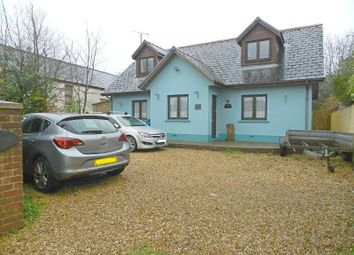 Thumbnail 4 bed detached bungalow for sale in Tyr Berllan, Pill Road, Hook, Haverfordwest