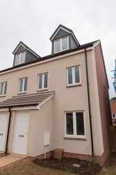 Thumbnail 3 bed semi-detached house for sale in 68 Desmond Rochford Way, Bishops Hull, Taunton, Somerset