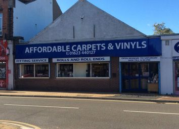 Thumbnail Retail premises for sale in Reform Street Industrial Estate, Reform Street, Sutton-In-Ashfield