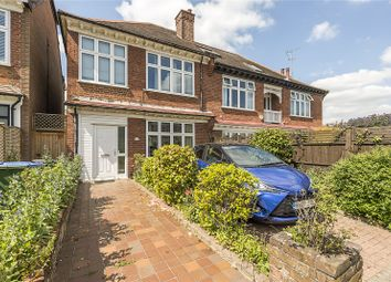 Thumbnail 3 bed semi-detached house for sale in Temple Sheen Road, London