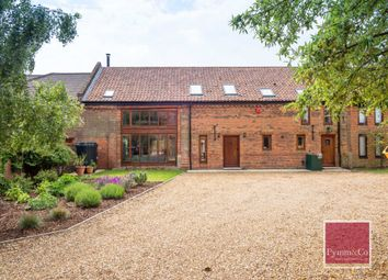 Thumbnail 4 bed barn conversion for sale in Church Road, Reedham, Norwich