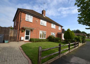 Thumbnail 3 bed semi-detached house to rent in Well Way, Epsom