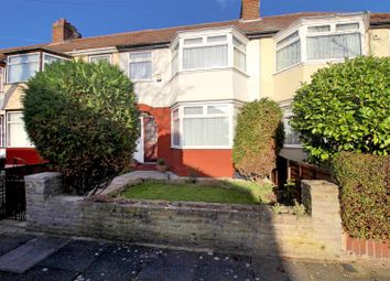Thumbnail 3 bed terraced house for sale in Oaklands Avenue, Edmonton