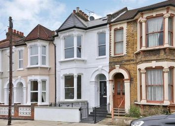 Thumbnail 3 bed flat for sale in Pellerin Road, London