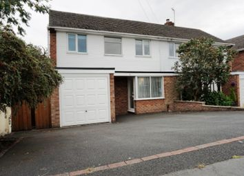 Thumbnail 3 bed semi-detached house for sale in Greatfield Road, Kidderminster