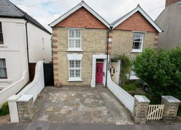 Thumbnail 3 bedroom semi-detached house for sale in Caledonian Road, Chichester