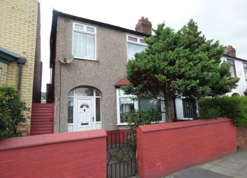 Thumbnail 3 bed end terrace house for sale in Lovely Lane, Warrington, Cheshire