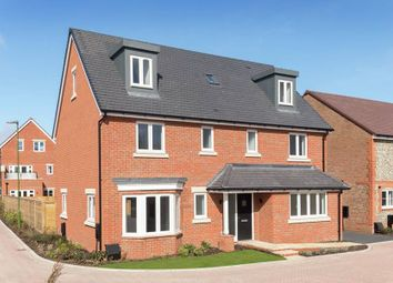 "Thumbnail 5 bed detached house for sale in ""The Wittering"" at Shopwhyke Road, Chichester"