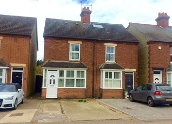 Thumbnail 4 bed semi-detached house for sale in Drove Road, Biggleswade
