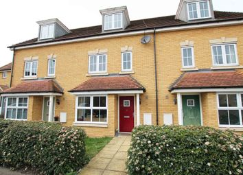 Thumbnail 4 bedroom town house for sale in Gadwall Way, Soham