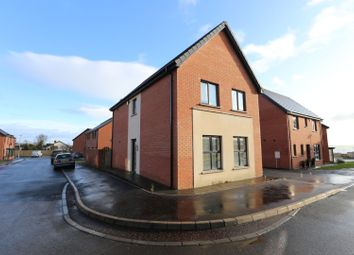 Thumbnail 3 bed detached house for sale in Highgrove Crescent, Carrickfergus