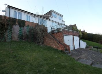 Thumbnail 2 bed semi-detached bungalow for sale in Woodhurst, Chatham, Kent