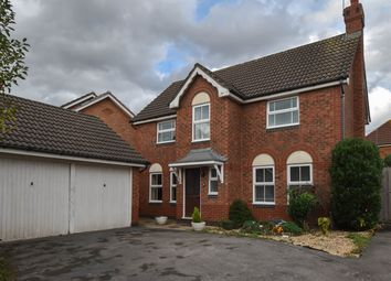 Thumbnail 4 bed detached house for sale in Rutherford Road, Bromsgrove