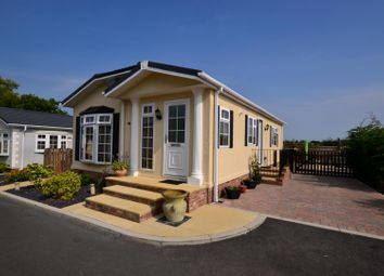 Thumbnail 2 bed mobile/park home for sale in Flag Hill, Great Bentley, Colchester
