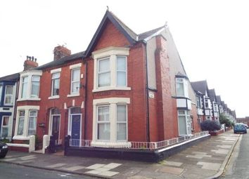 Thumbnail 4 bedroom end terrace house for sale in Charles Berrington Road, Liverpool, Merseyside