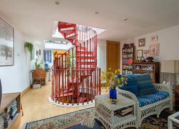 Thumbnail 3 bed terraced house for sale in Haverstock Hill, Belsize Park, London