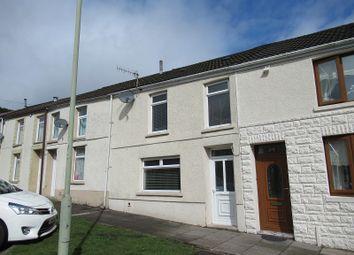 Thumbnail 3 bed terraced house for sale in Grove Street, Nantyffyllon, Mid Glamorgan.