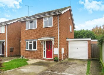 Thumbnail 3 bed link-detached house for sale in Harwich Close, Lower Earley, Reading