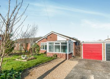 Thumbnail 2 bed detached bungalow for sale in Lamberts Close, Feltwell, Thetford