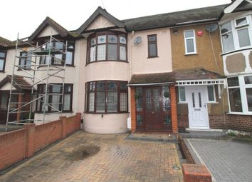 Thumbnail 3 bed terraced house for sale in Dunmow Drive, Rainham