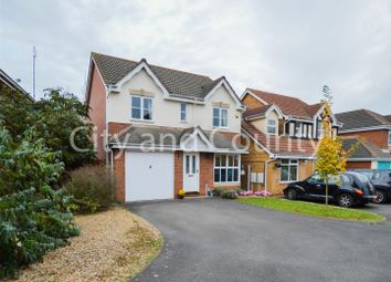 4 bed detached house for sale in Oxburgh Close, Peterborough PE2