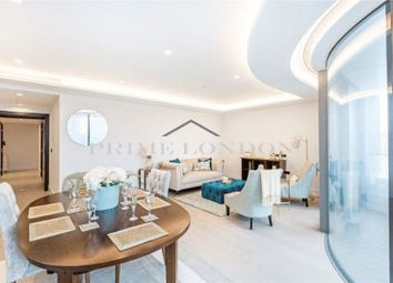 Thumbnail 3 bed flat for sale in The Corniche, 23 Albert Embankment, London