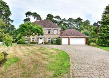Thumbnail 5 bed detached house for sale in Fox Way, Ewshot, Farnham