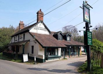Thumbnail Restaurant/cafe for sale in Toys Hill, Westerham