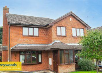 Thumbnail Detached house to rent in Lynn Avenue, Talke, Stoke-On-Trent