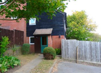Thumbnail 1 bed semi-detached house to rent in Lowden Close, Winchester