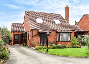 Thumbnail 4 bed detached house for sale in Leominster, Herefordshire