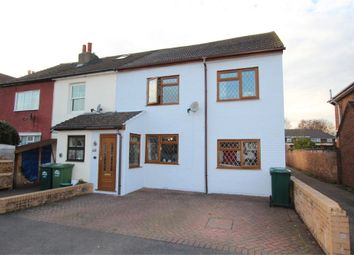 Thumbnail 4 bed semi-detached house for sale in Adelaide Road, Ashford