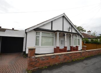 Thumbnail 3 bed detached bungalow for sale in Seaforth Drive, Moreton, Wirral