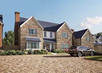 Thumbnail 5 bed detached house for sale in Willow Walk, Lea, Ross-On-Wye