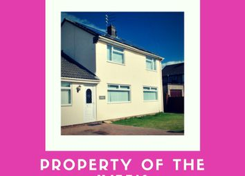 Thumbnail 3 bed semi-detached house for sale in Heathcote Drive, Coalpit Heath, Bristol