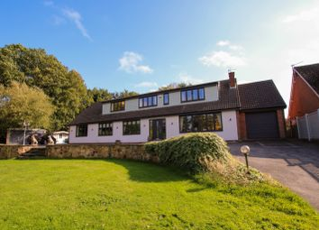 Thumbnail 4 bed detached house for sale in Cordy Lane, Brinsley, Nottingham