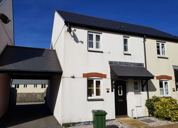 Thumbnail 3 bed semi-detached house to rent in Goonbarrow Meadows, Bugle