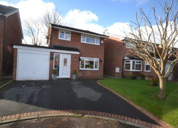 Thumbnail 3 bed detached house for sale in Mayfair Close, Great Sankey, Warrington