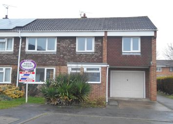 Thumbnail 5 bedroom semi-detached house to rent in Tulla, Derby