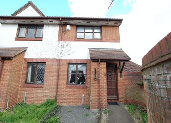 Thumbnail 2 bed semi-detached house for sale in Cartel Close, Purfleet