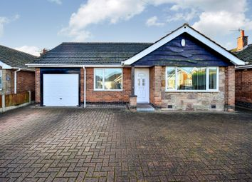 Thumbnail 4 bed detached bungalow for sale in Commons Close, Newthorpe, Nottingham