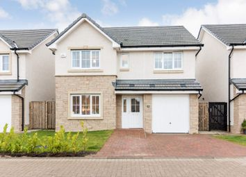 Thumbnail 4 bed detached house for sale in 19 Bramble Crescent, Dunfermline