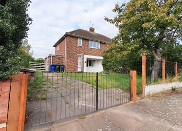 Thumbnail 2 bed semi-detached house for sale in Palington Grove, Doncaster