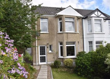 Thumbnail 3 bed semi-detached house for sale in Tycoch Road, Sketty, Swansea