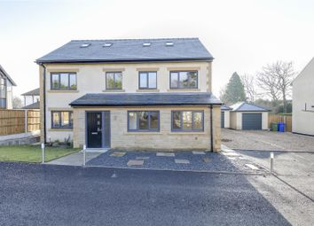 Thumbnail 5 bed detached house for sale in The Oaks, Helmshore Road, Haslingden, Rossendale